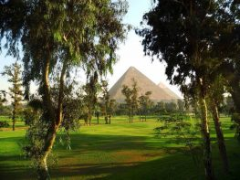 Golf in Egypt