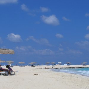 The North Coast of Egypt as a Best Bet Destination in 2007